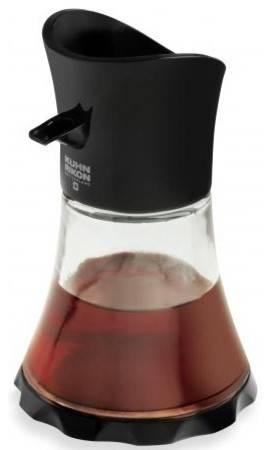 Kuhn Rikon Vase Cruet Black