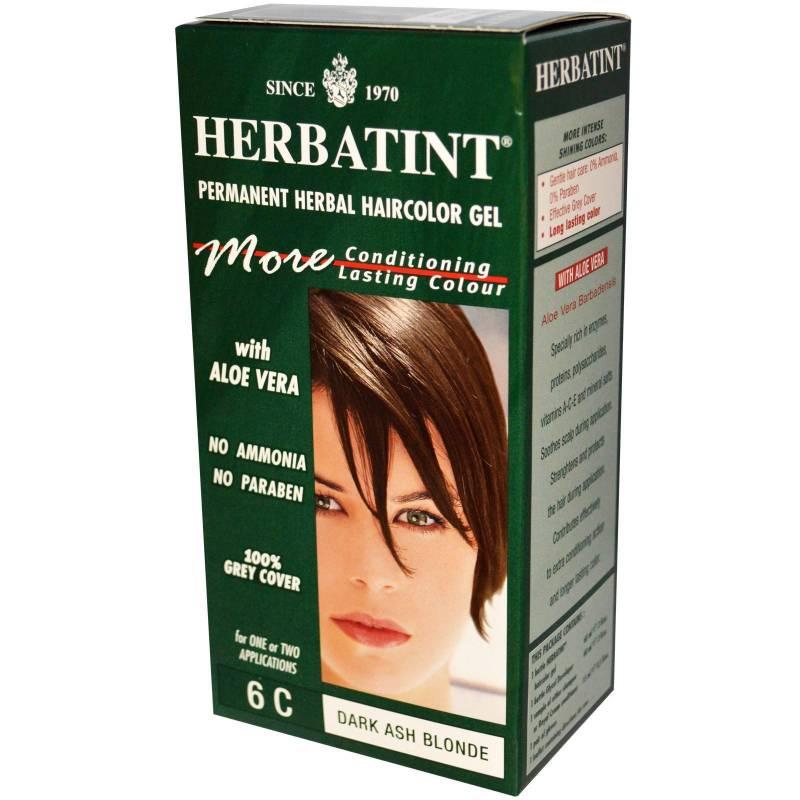 Herbatint ash blonde review
