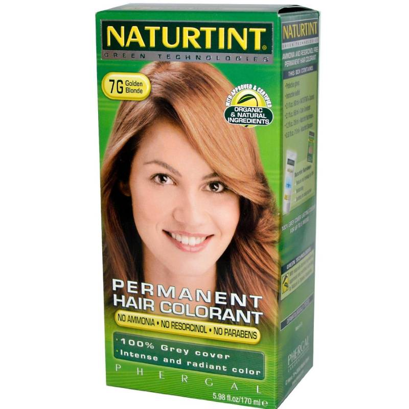 Naturtint Golden Blonde 7g 5 28 Oz