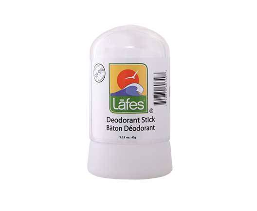 Lafe S Natural Crystal Deodorant Stick Review