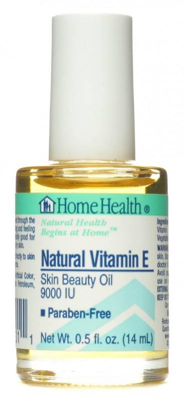 Home health vitamin e oil