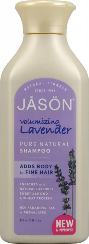 Jason All Natural Organic Volumizing Lavender Shampoo