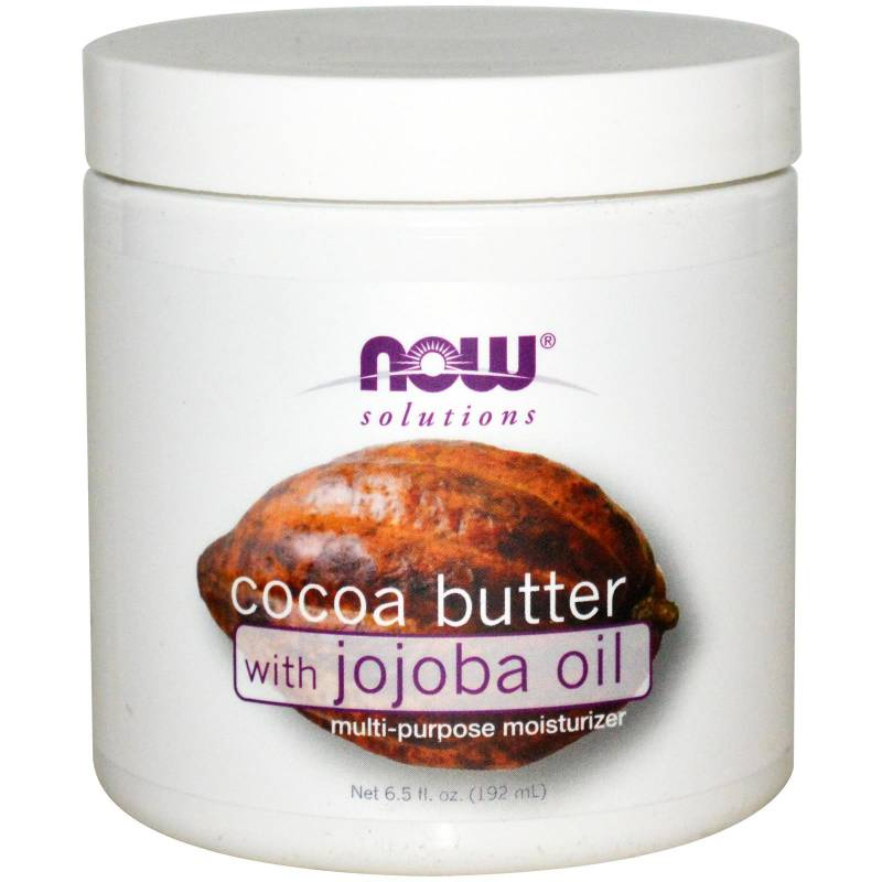 Now Foods Cocoa Butter With Jojoba Oil Review