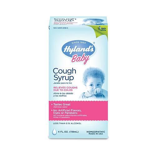 Hylands cough medicine