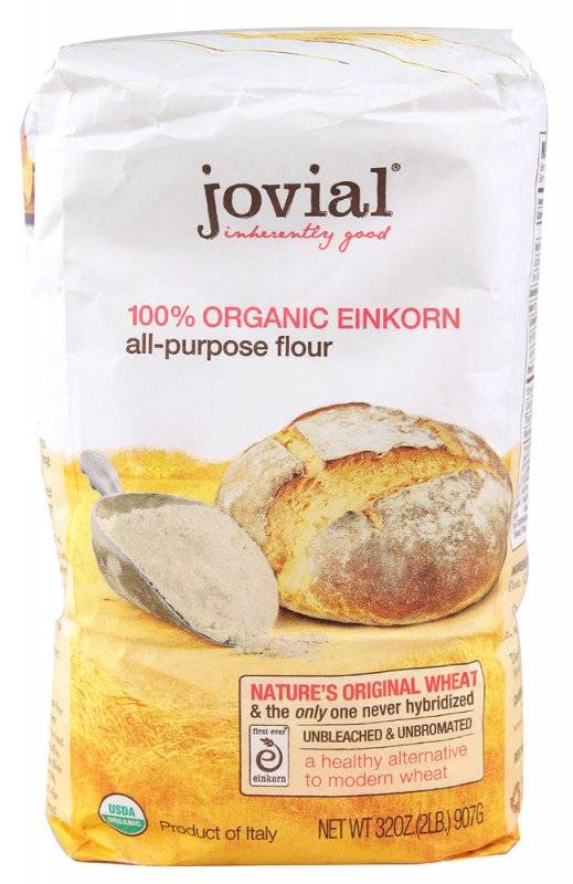 Jovial Organic Einkorn Flour 32 oz (10 Pack)