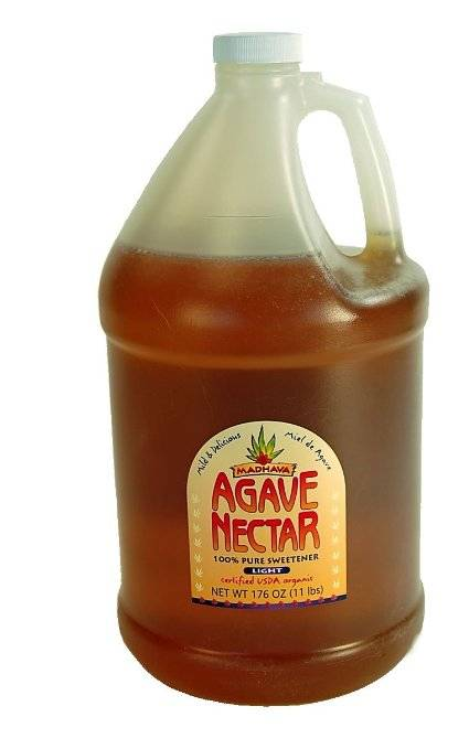 madhava honey organic light agave nectar 176 oz 4 pack. Black Bedroom Furniture Sets. Home Design Ideas