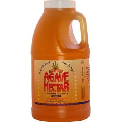 madhava honey organic light agave nectar 46 oz 6 pack. Black Bedroom Furniture Sets. Home Design Ideas