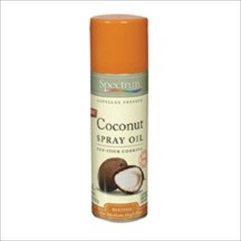 Spectrum coconut spray oil