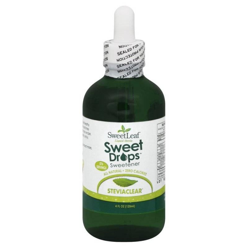 Sweet Leaf Natural Stevia Sweetener Reviews