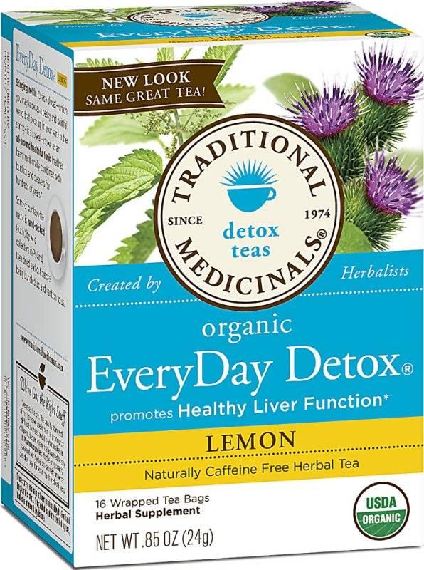 Lemon everyday detox