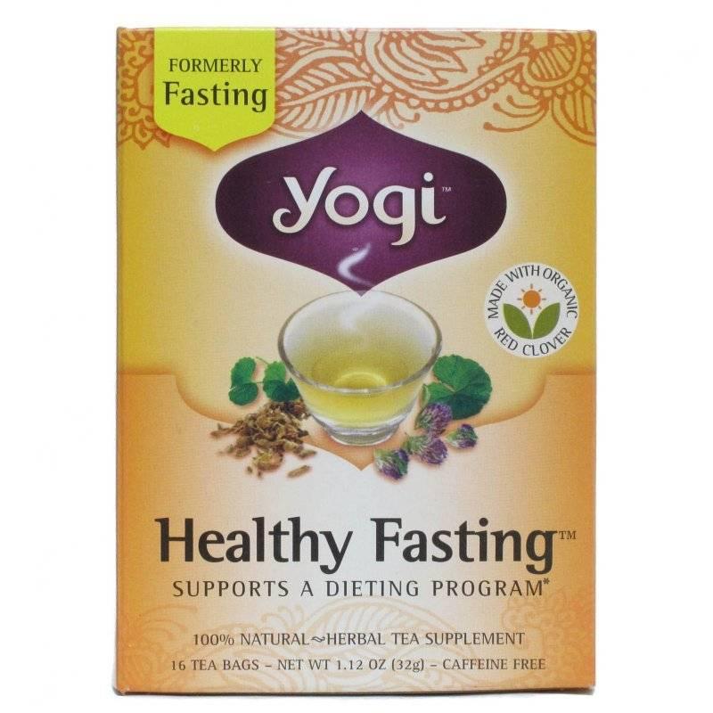 Tea fasting
