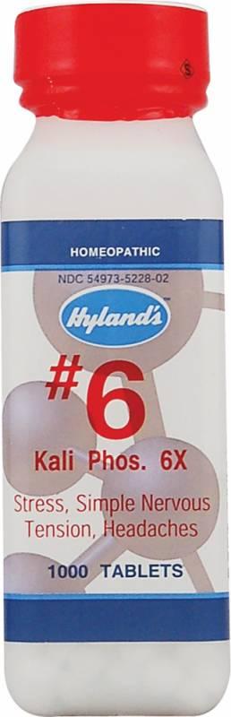 Homeopathic kali phos