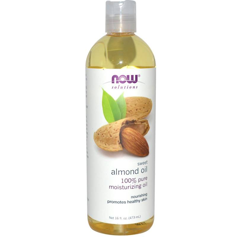 Now Foods Almond Oil Review