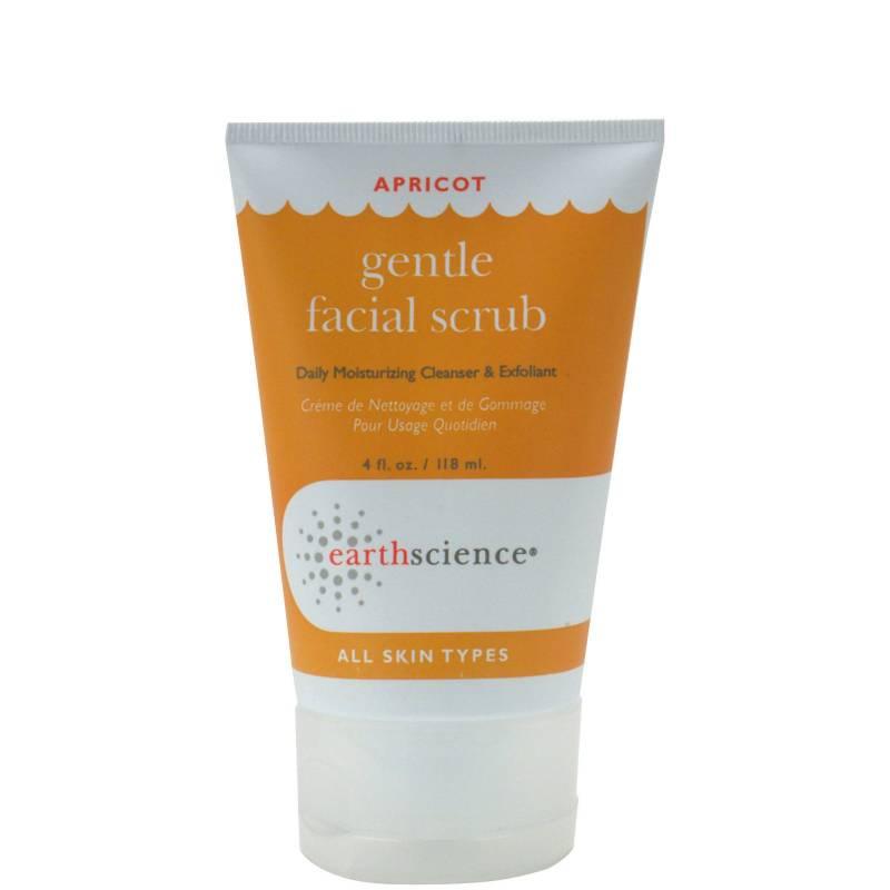 Apricot scrub for face