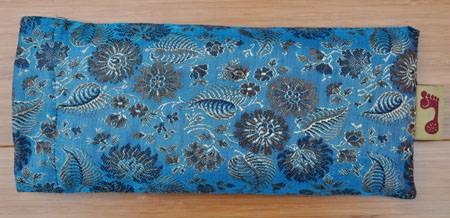 Barefoot Yoga - Barefoot Yoga Eye Pillow - Bihar Blue