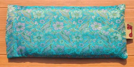 Barefoot Yoga - Barefoot Yoga Eye Pillow - Deva Blue