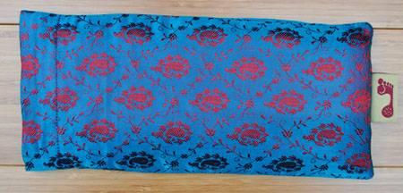 Barefoot Yoga - Barefoot Yoga Eye Pillow - Dhuri Blue