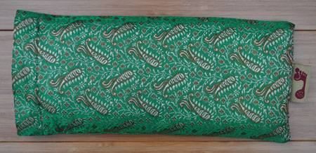 Barefoot Yoga - Barefoot Yoga Eye Pillow - Ganga Green