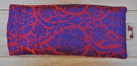 Barefoot Yoga - Barefoot Yoga Eye Pillow - Radha Red