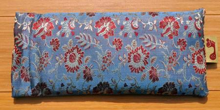 Barefoot Yoga - Barefoot Yoga Bhavani Eye Pillow - Blue Lavender