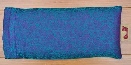 Barefoot Yoga - Barefoot Yoga Brindavan Eye Pillow - Teal Lavender