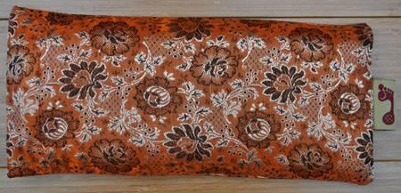 Barefoot Yoga - Barefoot Yoga Madurai Eye Pillow - Lotus Lavender