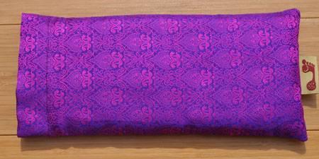 Barefoot Yoga - Barefoot Yoga Maha Eye Pillow - Purple Lavender