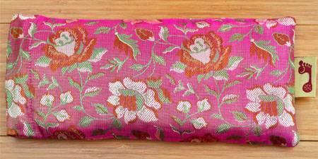 Barefoot Yoga - Barefoot Yoga Pilani Eye Pillow - Pink Lavender