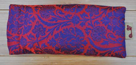 Barefoot Yoga - Barefoot Yoga Radha Eye Pillow - Red Lavender