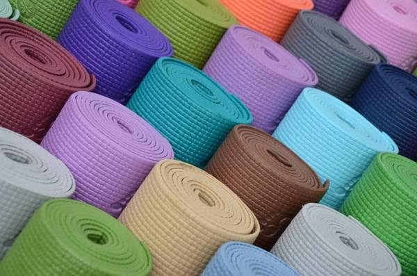 "Barefoot Yoga - Barefoot Yoga Hybrid Eco Mat 1/8"" - Lavender"