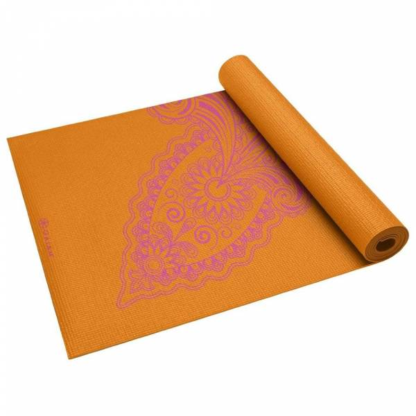 Gaiam - Gaiam Printed Yoga Mat 3mm - Paisley Flower