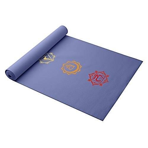 Gaiam - Gaiam Yoga Mat 3mm - Chakra Print