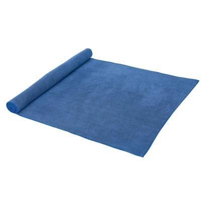 Gaiam - Gaiam Thirsty Yoga Mat Towel - Blue