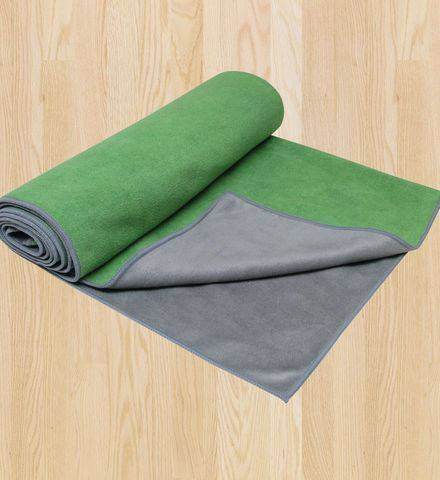 Gaiam - Gaiam Dual-Grip Yoga Towel