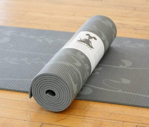 YogaRat - YogaRat Ratmat - Ivy Charcoal/Grey