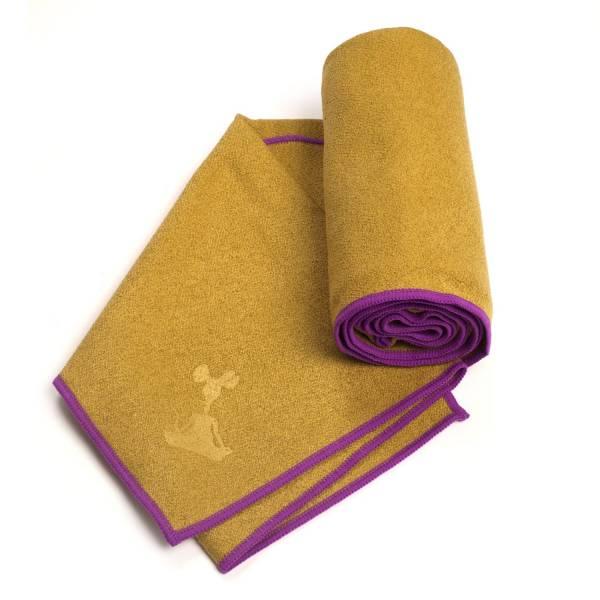 YogaRat - YogaRat Yoga Towel - Hazel/Violet