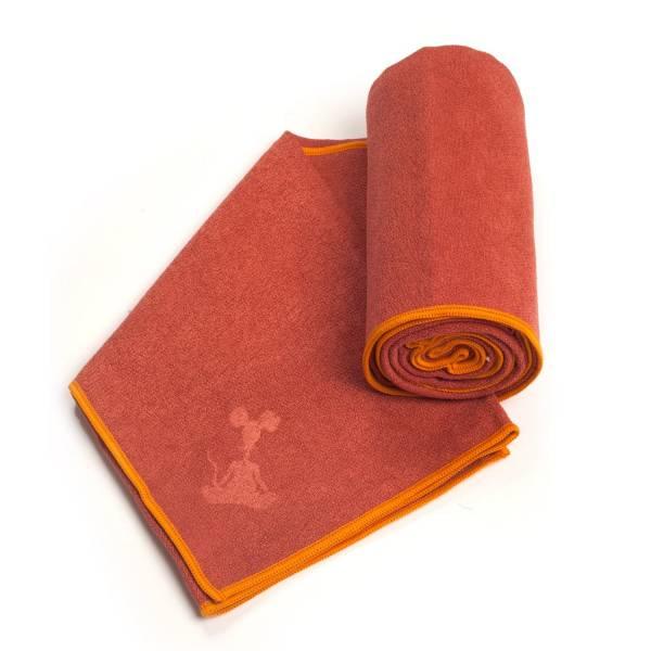 YogaRat - YogaRat Yoga Towel XL - Ember/Sun