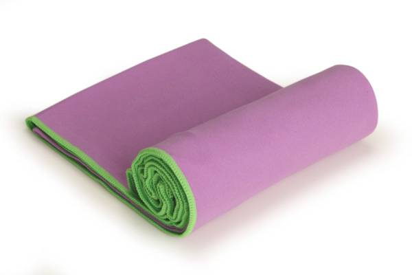 YogaRat - YogaRat Sportlite Sport & Bath Rattowel - Lavender/Lime