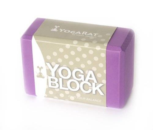 YogaRat - YogaRat Yoga Blocks - Purple