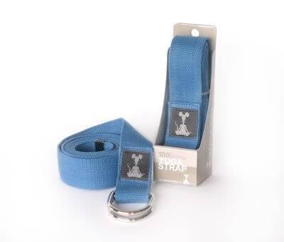 YogaRat - YogaRat Yoga Strap - Blue