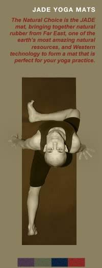 "Jade Yoga - Jade Yoga Fusion Yoga and Pilates Mat 24"" x 68"" - Olive Green"