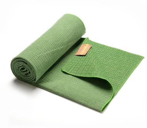 Hugger Mugger - Hugger Mugger Bamboo Yoga Towel - Lime Green