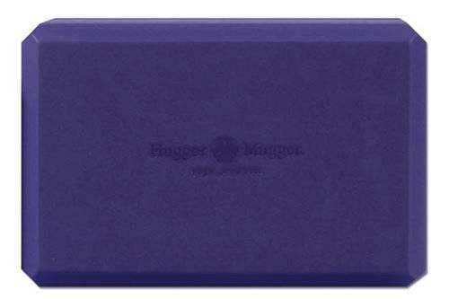 """Hugger Mugger - Hugger Mugger Foam Block 3"""" - Purple"""