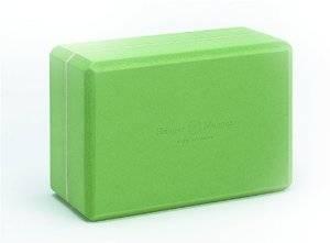 """Hugger Mugger - Hugger Mugger Foam Block 4"""" - Green"""