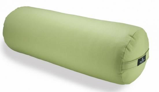 Hugger Mugger - Hugger Mugger Round Bolster - Celery