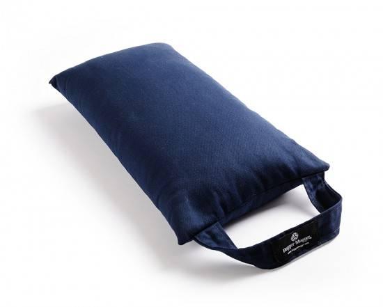 Hugger Mugger - Hugger Mugger Sukasana Pillow - Navy