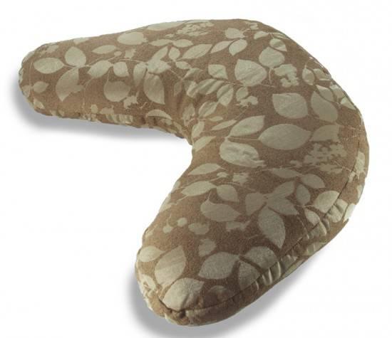 Hugger Mugger - Hugger Mugger V-Shape Cushion - Golden Leaf