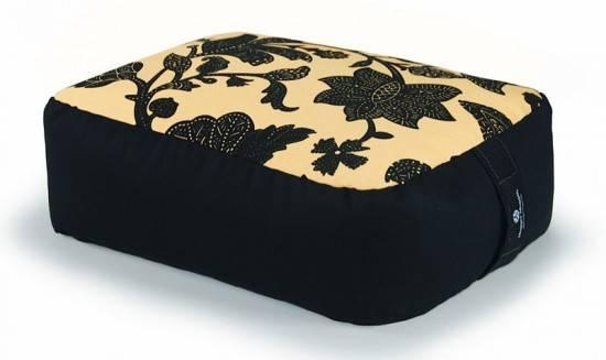 Hugger Mugger - Hugger Mugger Zen Pillow - Caramel Lotus