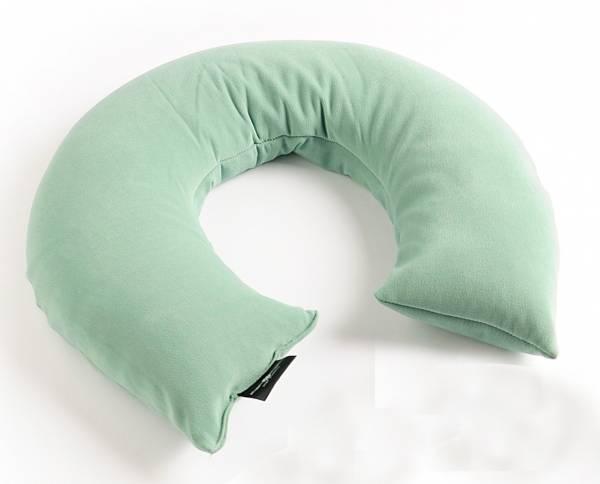 Hugger Mugger - Hugger Mugger Peachskin Neck Pillow - Jade