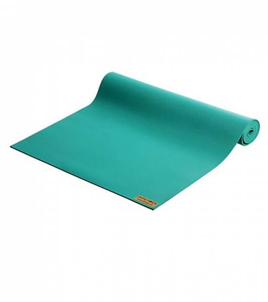 """Jade Yoga - Jade Yoga Yoga Mat 24"""" x 68"""" - Teal"""
